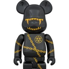 BE@RBRICK Mishka x Long 400%