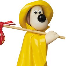 Ultra Detail Figure Aardman Animations #2: Wallace & Gromit Raincoat Gromit