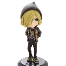 Q Posket Prince Yuri!!! on Ice Yuri Plisetsky