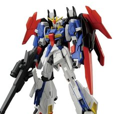 HGBF 1/144 Scale Lightning Z Gundam | Gundam Build Fighters Try