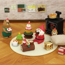 concombre Pastry Combre Christmas Diorama Collection 2