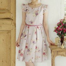 LIZ LISA Rose Pattern Dress
