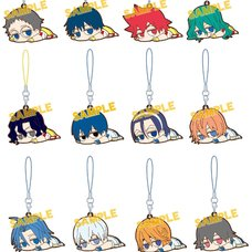 Yowamushi Pedal: Glory Line Darun Rubber Strap Collection