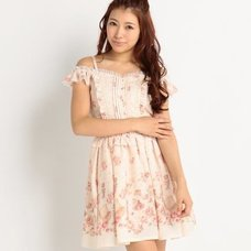 LIZ LISA Fairy Tale Print Dress