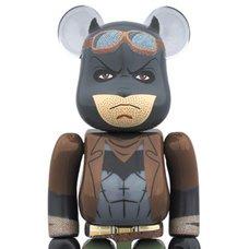 BE@RBRICK Knightmare Batman 100%