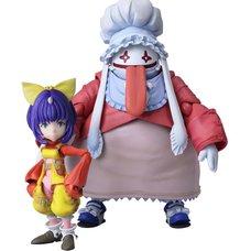 Bring Arts Final Fantasy IX Eiko Carol & Quina Quen Set