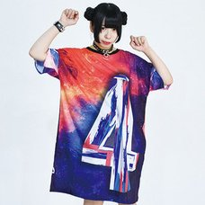 ACDC RAG 4 Big T-Shirt Dress