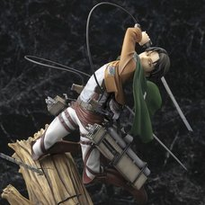 ArtFX J Attack on Titan Levi 1/8 Scale Figure