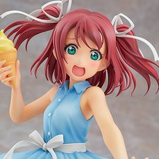 Love Live! Sunshine!! Ruby Kurosawa: Blu-ray Jacket Ver. 1/7 Scale Figure
