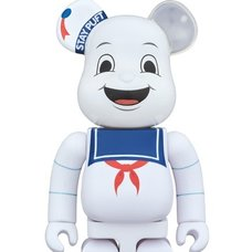 BE@RBRICK Ghostbusters Stay Puft Marshmallow Man 1000%