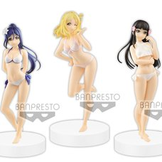 EXQ Figure Love Live! Sunshine!! Summer Ver. Vol. 3