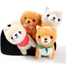 Mameshiba San Kyodai Homestay Dog Plush Collection (Standard)