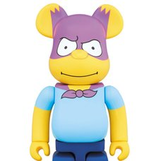 BE@RBRICK The Simpsons Bartman 400%