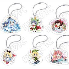 Vocaloid Acrylic Keychain Charm Collection: CatFish Ver.