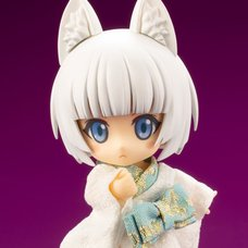 Cu-Poche Friends White Fox Spirit