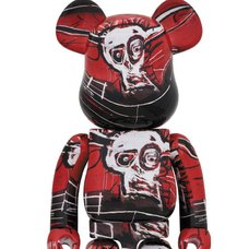 BE@RBRICK Jean Michel Basquiat #5 1000%
