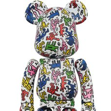 Super Alloy BE@RBRICK Keith Haring
