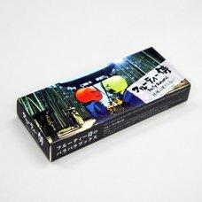 "Flip Book Series Fruity Samurai ""Duel of Samurai Apples"""