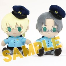 Sarazanmai Plush Collection