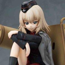 Girls und Panzer das Finale Erika Itsumi Non-Scale Figure