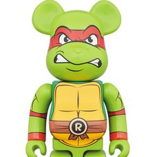 BE@RBRICK Teenage Mutant Ninja Turtles Raphael 1000%