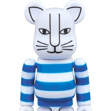 BE@RBRICK Lisa Larson Mikey: Blue Ver. 100%
