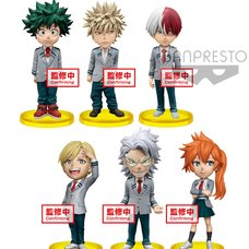 My Hero Academia World Collectable Figure Vol. 4