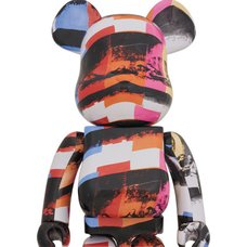BE@RBRICK Andy Warhol The Last Supper 1000%