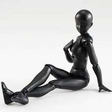 S.H.Figuarts Body-chan (Solid Black Color Ver.)