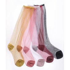 Honey Salon Sheer Loose Socks