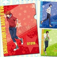 Uta no Prince-sama Clear File Set