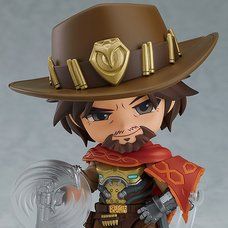 Nendoroid Overwatch McCree: Classic Skin Edition