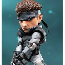 Metal Gear Solid Solid Snake SD Figure