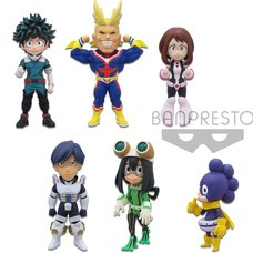 My Hero Academia World Collectable Figure Vol. 1