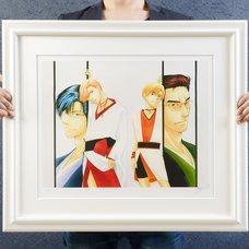 Lovers Fine Art Print by Kazuma Kodaka
