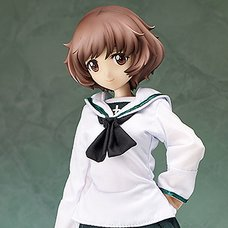 Girls und Panzer Yukari Akiyama: School Uniform & Ankou Suit Ver. 1/4 Scale Figure