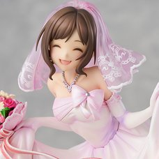 THE IDOLM@STER CINDERELLA GIRLS Miku Maekawa: Dreaming Bride Ver. 1/7 Scale Figure