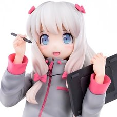Eromanga Sensei Sagiri Izumi: First Volume Cover Illustration Ver. Smiling Face 1/6 Scale Figure