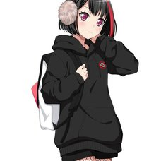 BanG Dream! Girls Band Party! x WEGO Collab Big Hoodie