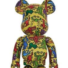BE@RBRICK Keith Haring #5 1000%