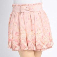 LIZ LISA Sleeping Beauty Sukapan Skirt
