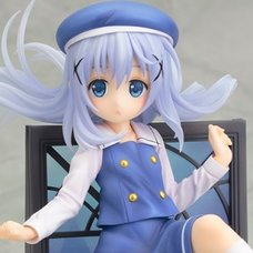Is the Order a Rabbit? Chino 1/8 Scale Figure (Re-run)