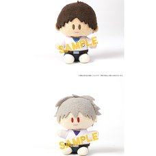 Rebuild of Evangelion Yorinui Mini Plush