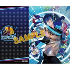 Persona 3: Dancing Moon Night Clear File