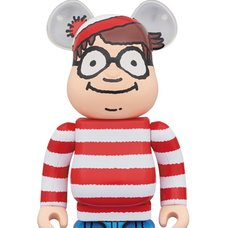 BE@RBRICK Wally 400%