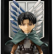 Tamashii Buddies Levi | Attack on Titan