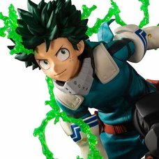 Ichiban Figure My Hero Academia Next Generations! Feat. Smash Rising Izuku Midoriya