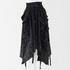Ozz Croce Belt Skirt