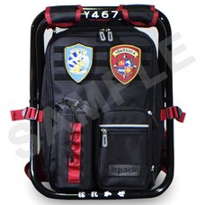 High School Fleet Harekaze Convention Survival ispack Backpack
