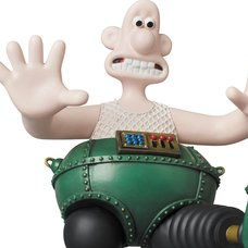 Ultra Detail Figure Aardman Animations #1: Wallace & Gromit Wallace w/ Techno Trousers